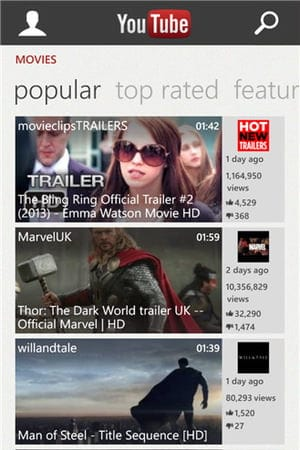 YouTube-for-windows-app 2