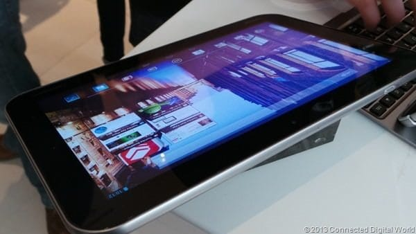 CDW - A closer look at the Toshiba Excite Pro Tablet - 6