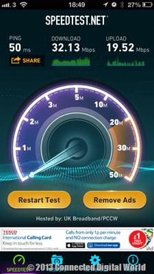 CDW - EE Speed Test -4