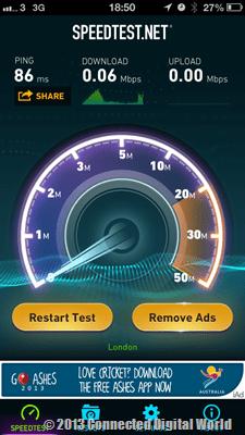 CDW - EE Speed Test -5