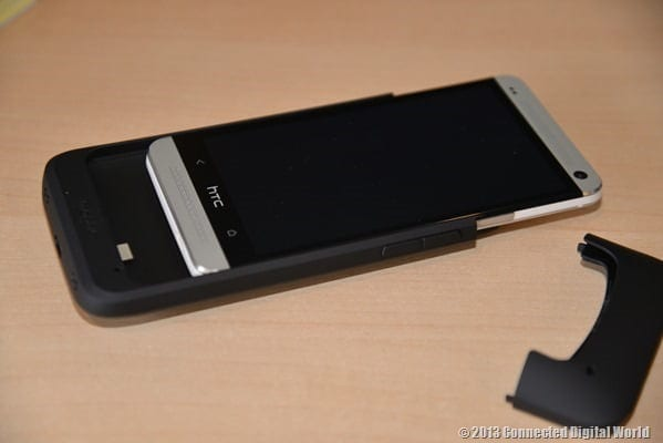 CDW Review mophie juice pack for HTC One - 12