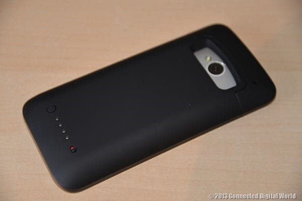 CDW Review mophie juice pack for HTC One - 14