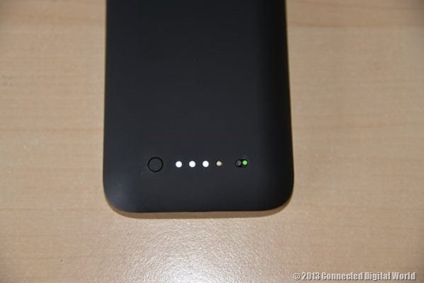 CDW Review mophie juice pack for HTC One - 15