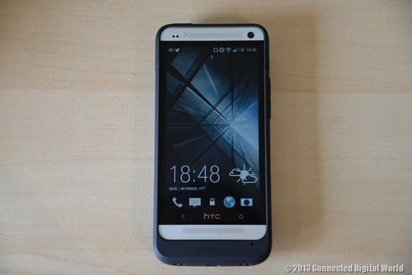 CDW Review mophie juice pack for HTC One - 16