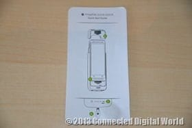 CDW Review mophie juice pack for HTC One - 5