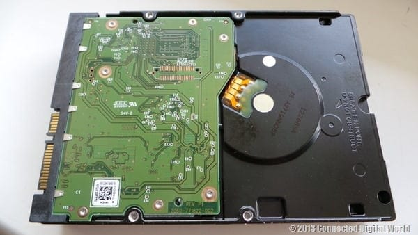 CDW Review of the WD Black 4.0TB Desktop Hard Drive - 13