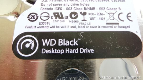 CDW Review of the WD Black 4.0TB Desktop Hard Drive - 16