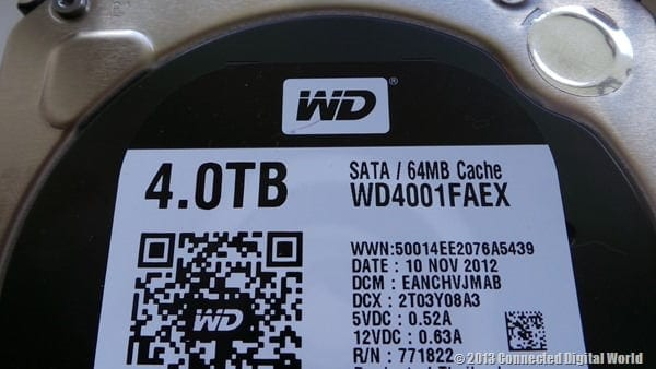 CDW Review of the WD Black 4.0TB Desktop Hard Drive - 17