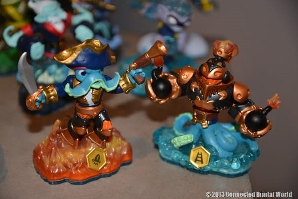 CDW Skylanders Swapforce at E3 2013 - 5