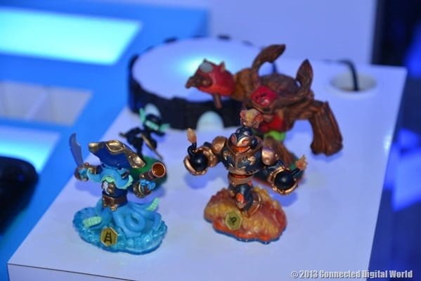 CDW Skylanders Swapforce at E3 2013 - 9