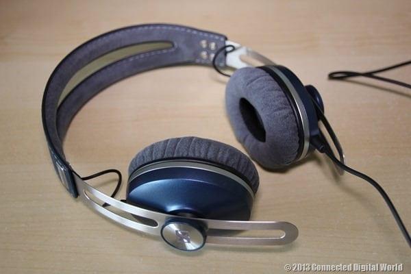 CDW Review of the Sennheiser MOMENTUM On Ear Headphones - 10