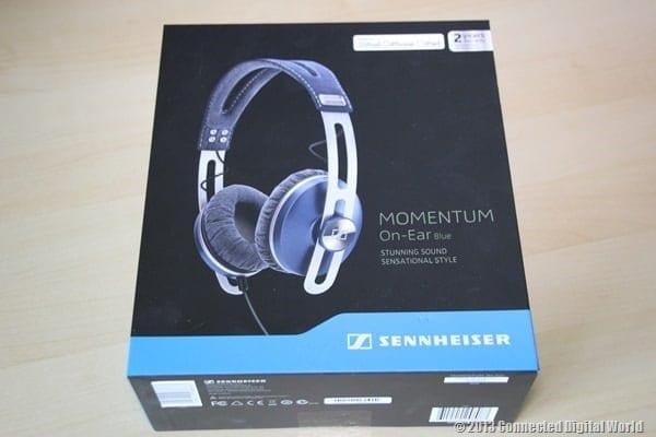 CDW Review of the Sennheiser MOMENTUM On Ear Headphones - 1