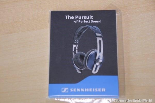 CDW Review of the Sennheiser MOMENTUM On Ear Headphones - 3