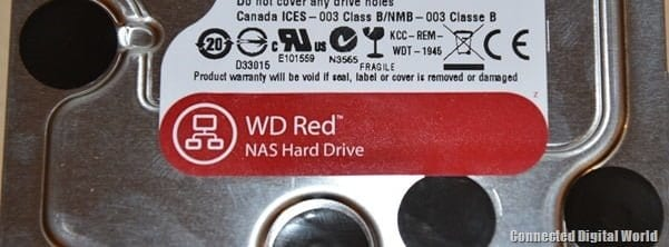 CDW Review of WD RED 4TB NAS Drive - 7