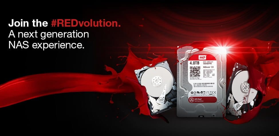 WD Announces a family of NAS HDD With the World's First 2 5
