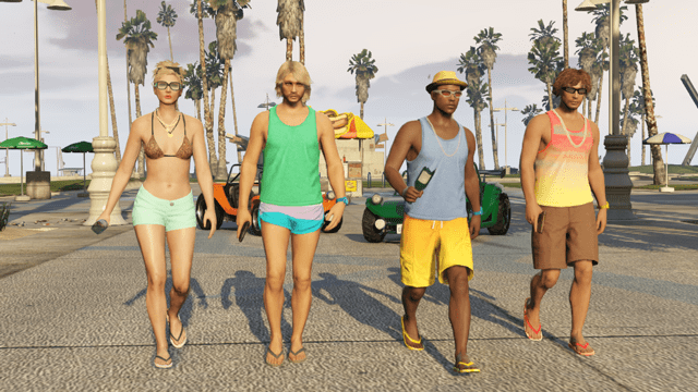 Its GTA Online Social Club Event Weekend Starting Now