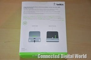 CDW Review Belkin Express Dock for iPad and iPhone - 2