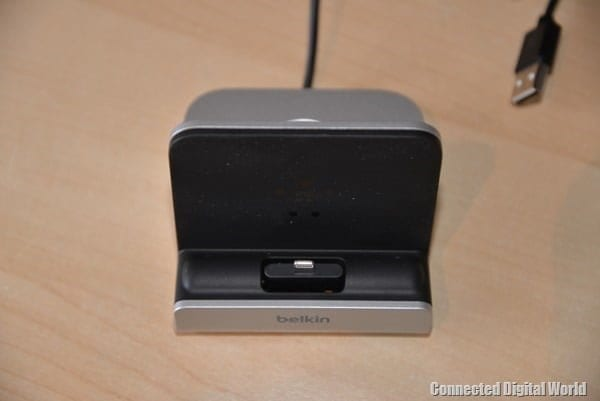 CDW Review Belkin Express Dock for iPad and iPhone - 7