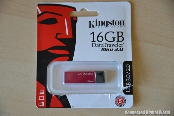 CDW Review Kingston DataTraveller Mini - 7