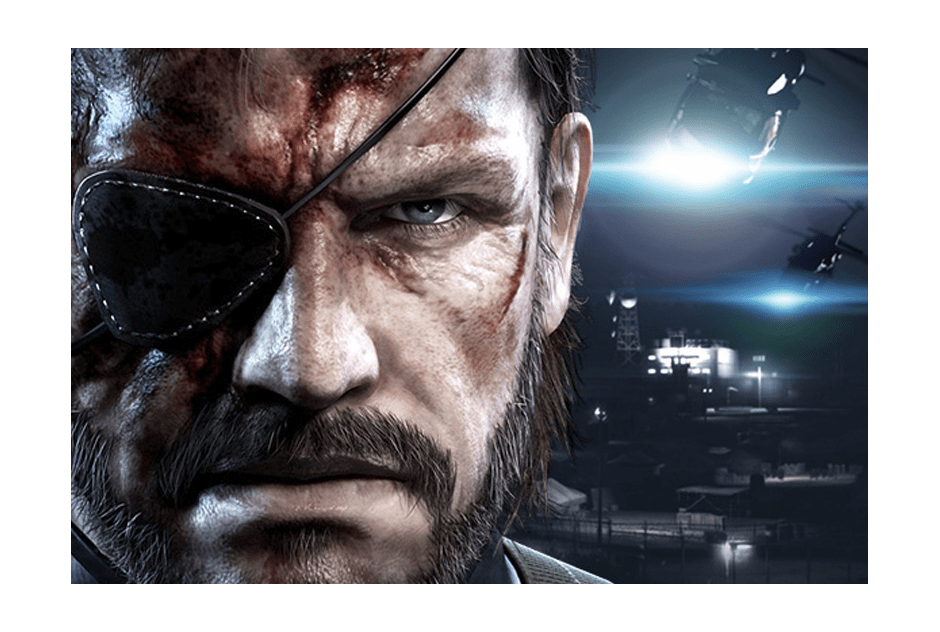 Metal Gear Solid V: Ground Zeroes Release Date for Xbox One