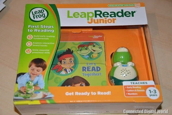 CDW Leap Frog Leap Reader Junior - 1