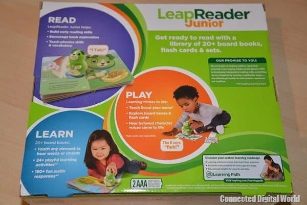 CDW Leap Frog Leap Reader Junior - 3