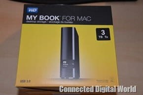 CDW Review WD My Book for Mac - 2