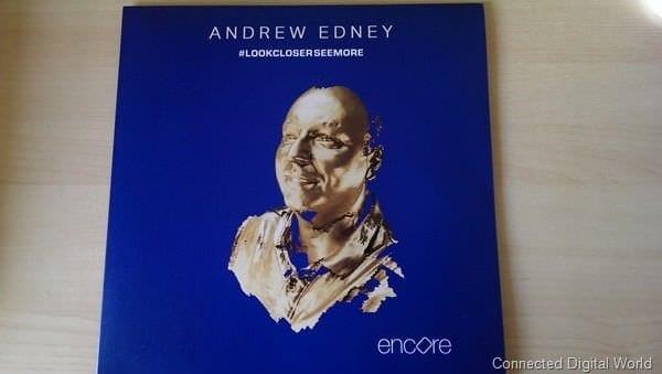 AE Encore album cover