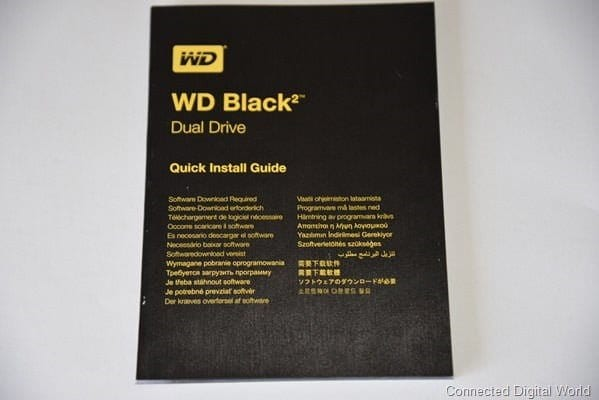CDW Review of the WD Black2 Dual Drive - 18