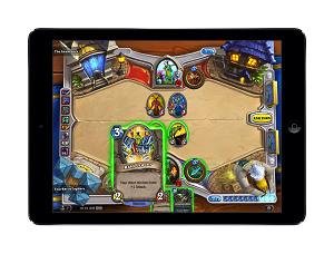 Hearthstone on iPad 2_1397493399
