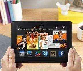 Kindle Fire HDX Mayday thumb
