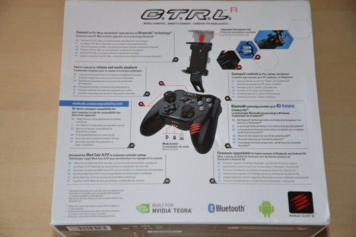 CDW Review MadCatz CTRLr - 3
