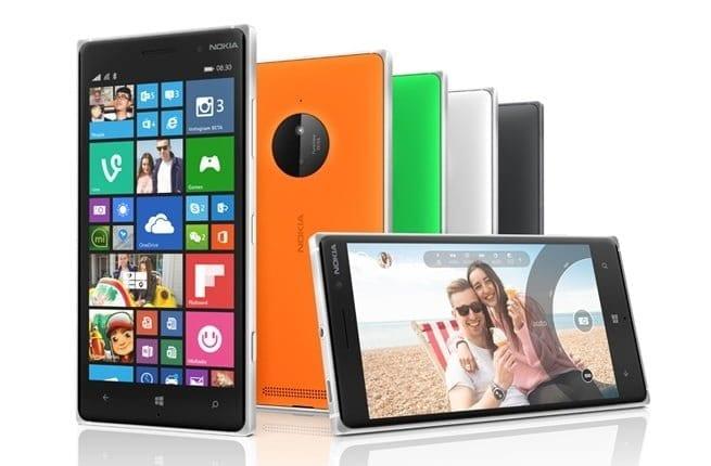 Nokia Lumai 830