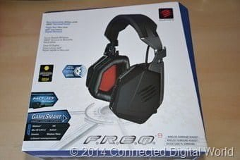 CDW Review Mad Catz FREQ 9 Headset - 1
