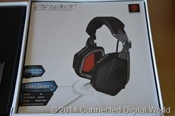 CDW Review Mad Catz FREQ 9 Headset - 4