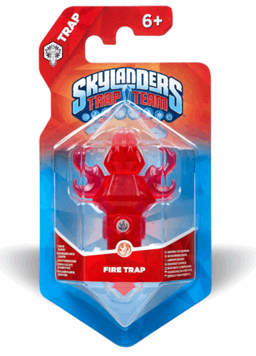 Skylanders Trap Team - Fire Element