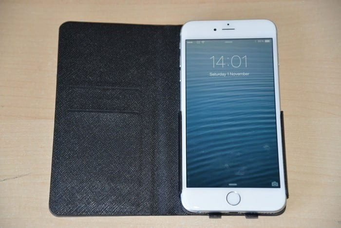 CDW Review Griffin iPhone 6 Wallet Case - 7