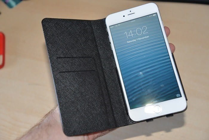 CDW Review Griffin iPhone 6 Wallet Case - 9