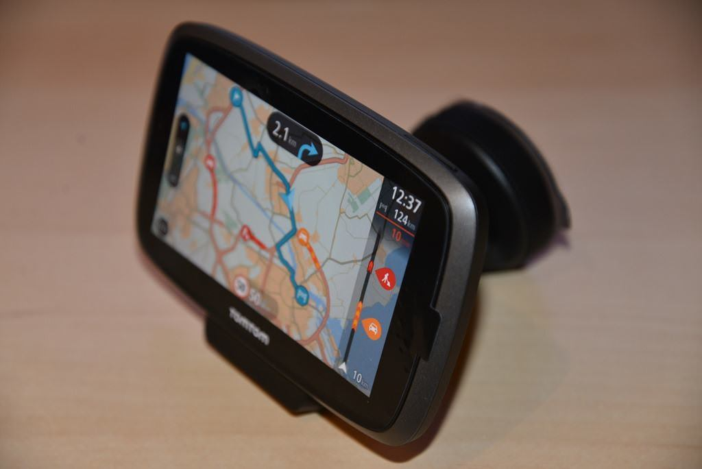 Review: TomTom GO 500 SatNav - Movies Games and Tech