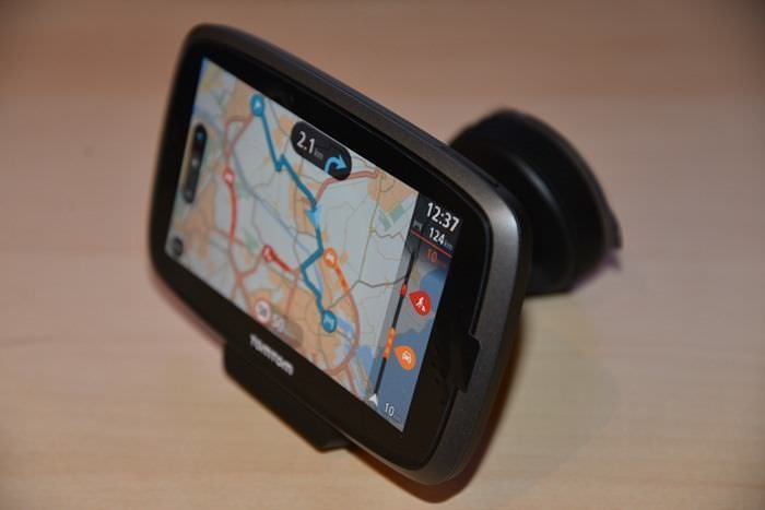CDW Review - TomTom GO 500 - 12