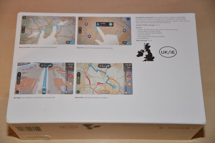 CDW Review - TomTom GO 500 - 2