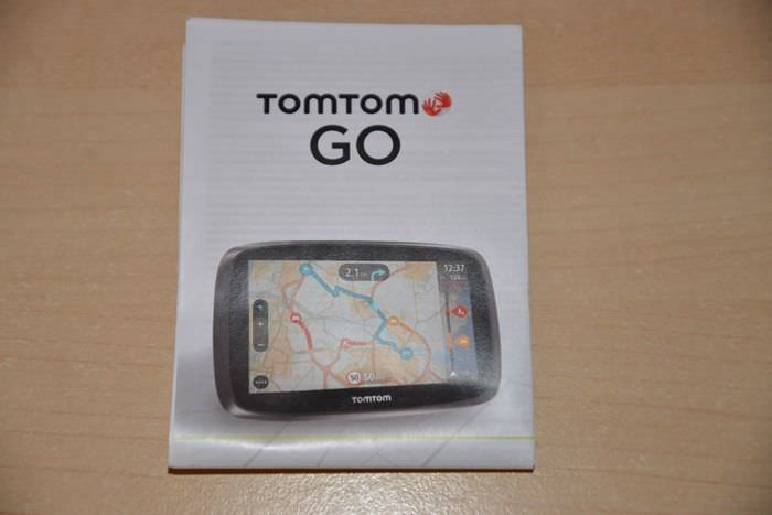 CDW Review - TomTom GO 500 - 5