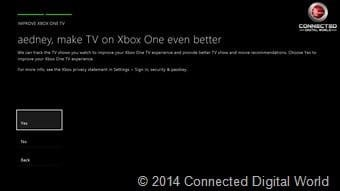 Conguring the Xbox TV Tuner 11
