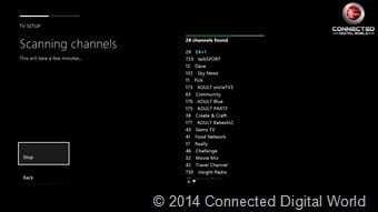 Conguring the Xbox TV Tuner 8