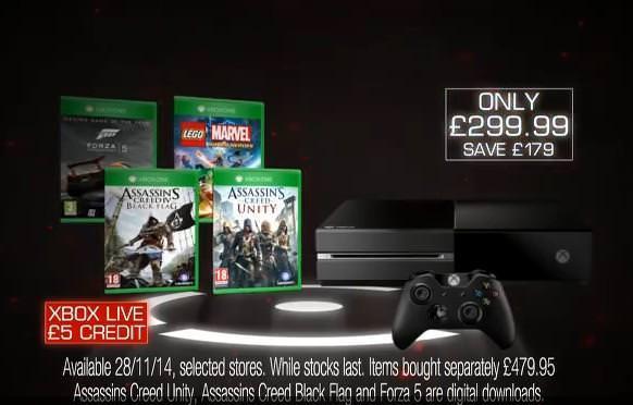 Game Xbox One Black Friday 2