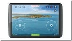 Parrot Bebop Drone_Tablet1
