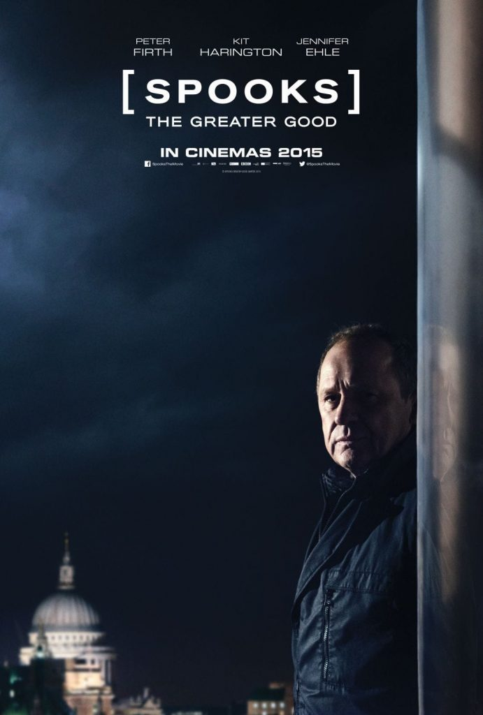 Peter Firth poster