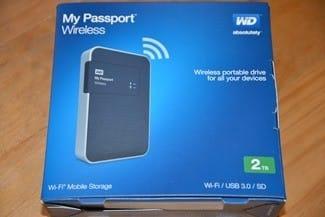CDW Review - WD My Passport Wireless - 1