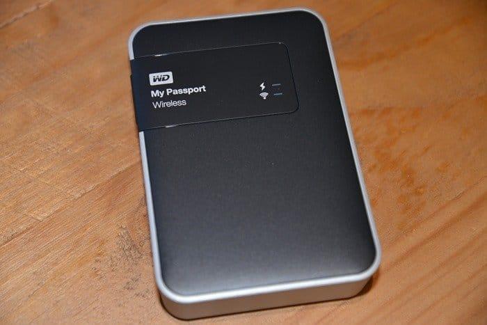CDW Review - WD My Passport Wireless - 5