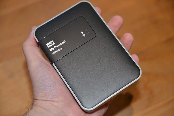 CDW Review - WD My Passport Wireless - 8